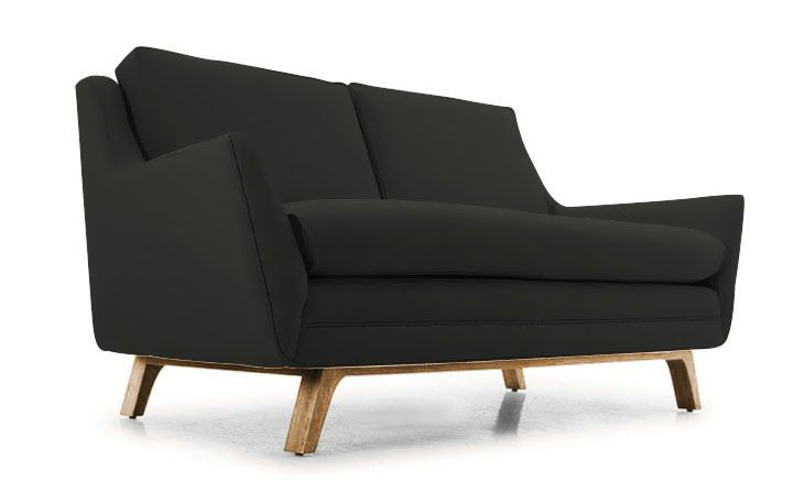 Ryder Leather Loveseat