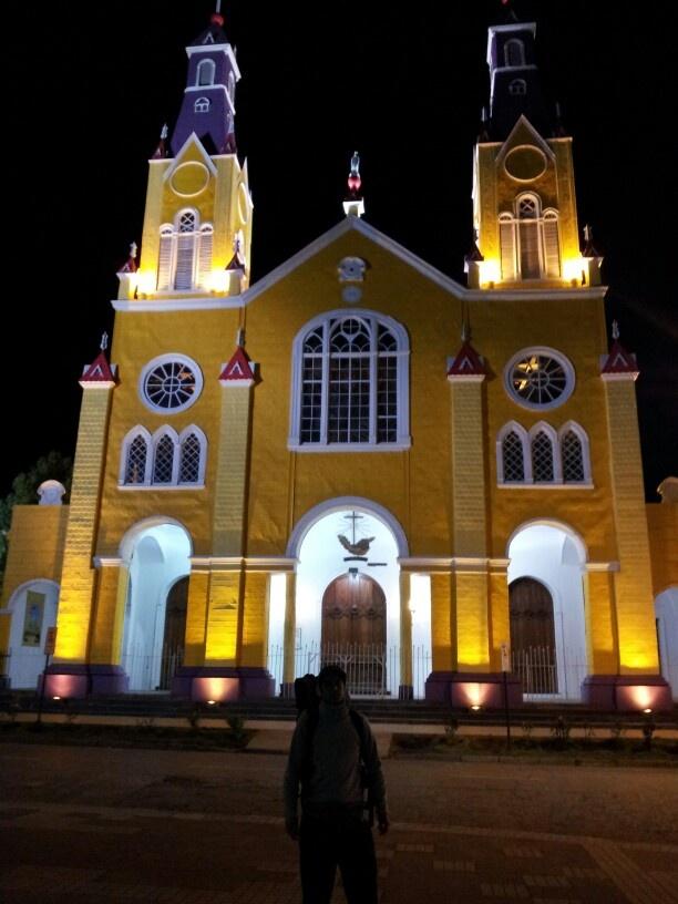 Iglesia / Castro / Isla Chiloe