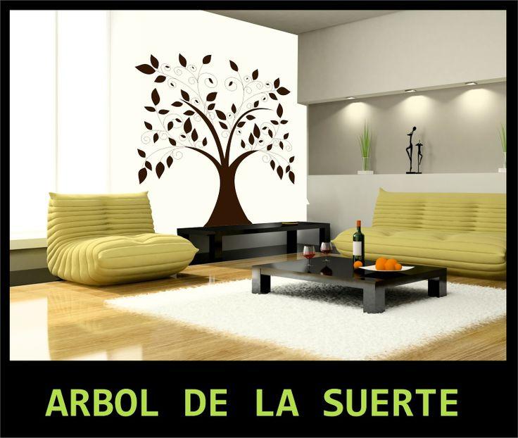 ARBOL DE LA SUERTE.