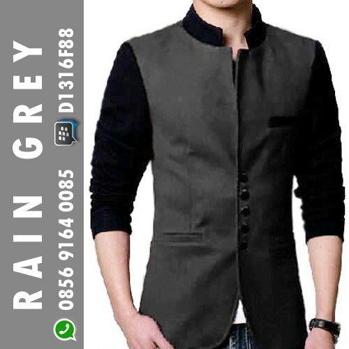 Jas blazer pria slim fit cocok untuk kerja, ke pesta dan gaul ^_^