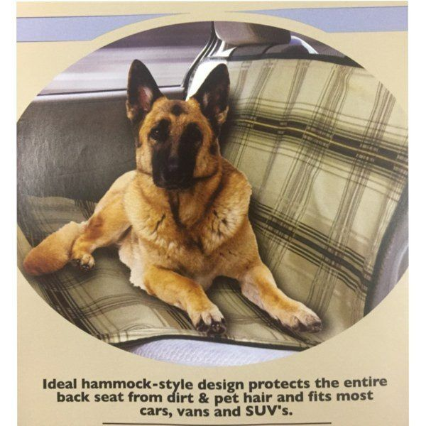 Pet Blanket and Car Seat Cover from eFizzle