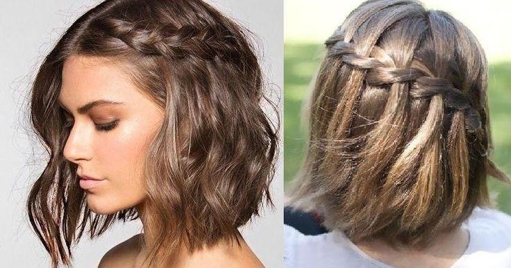4 ideas sencillas en peinados para el cabello corto