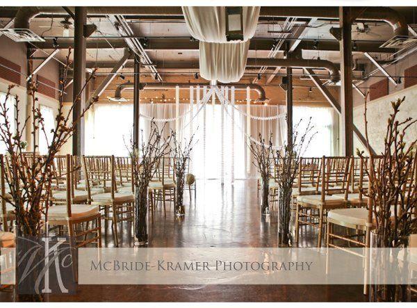 An Indoor Rustic Ceremony: 1000+ Ideas About Indoor Wedding Receptions On Pinterest