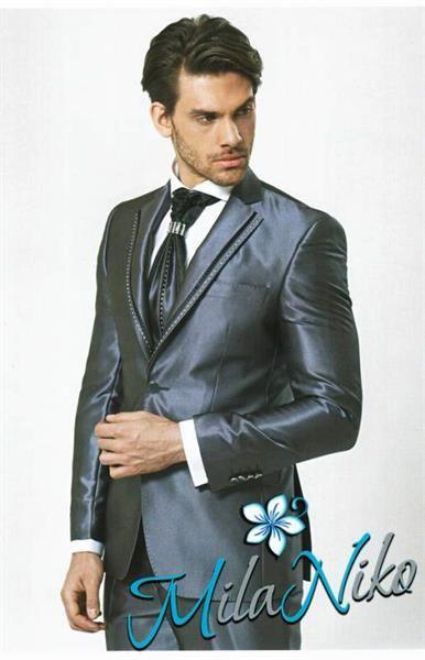 Каталог мужских костюмов с жилеткой