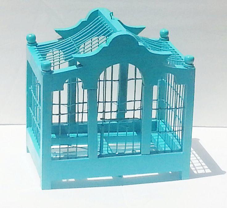 Decorative Birdcage ~ Asian Style ~ Bird Cage ~ Garden ...