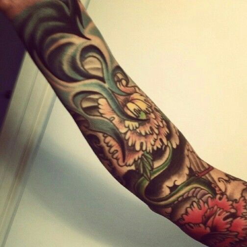 Arm Ink Sleeve