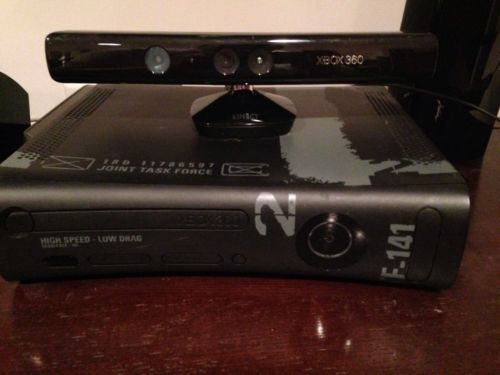 Microsoft Xbox 360 Super Elite Modern Warfare 2 Limited Edition 250 GB