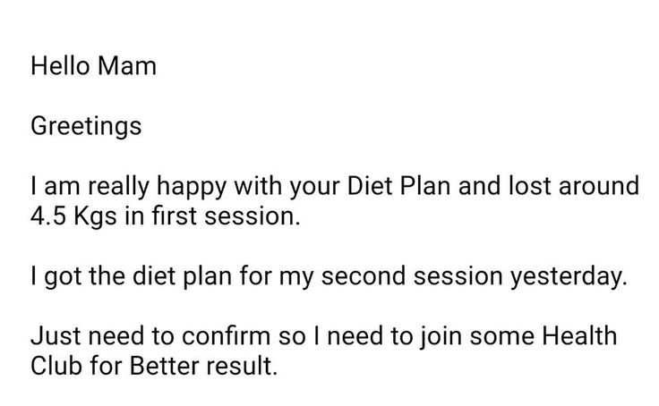 """When we say """"Lose upto 4 to 7 kg in 30 days"""" we actually mean it :) www.balancenutrition.in  9/9"""