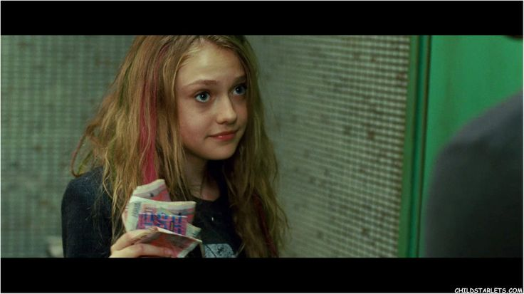 "dakota fanning PUSH | Dakota Fanning/""Push"" - 2009/Blu-Ray - Photos/Images/Pictures ..."