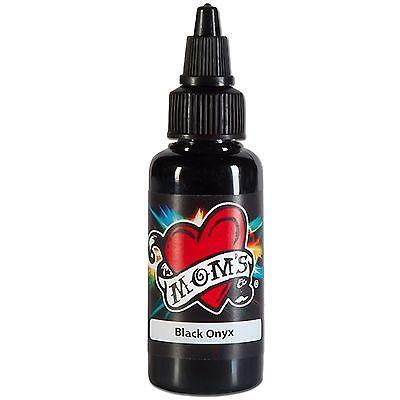 Moms Tattoo Ink Millennium 1 oz Black Onyx colors bottles mom's set ounce liner