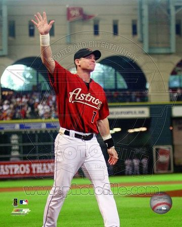 Houston Astros - Craig Biggio Photo
