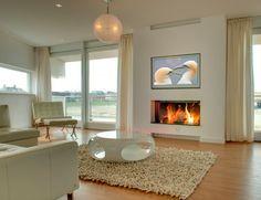 Tips voor de kachel TV combinatie in de woonkamer - Makeover.nl