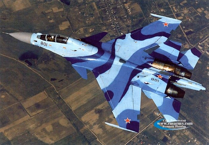 World Fighter Jet: Sukhoi Su-35