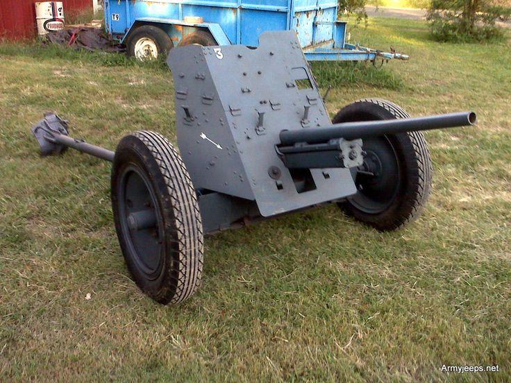 For sale: Original Pak 35/36 German WWII 37mm Anti Tank ...