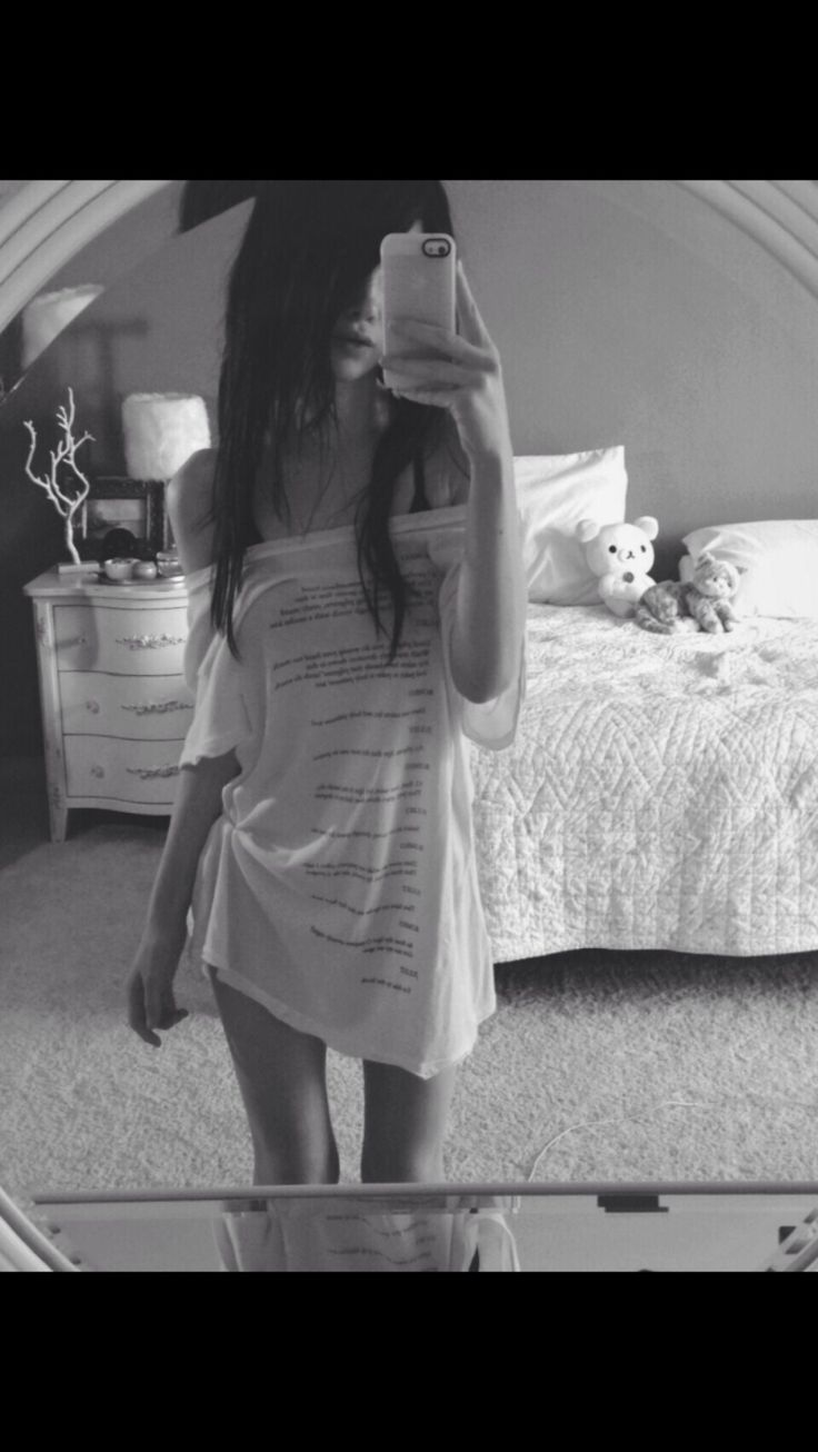 I see girls like this and then I look at myself and wonder why I don't look like them.