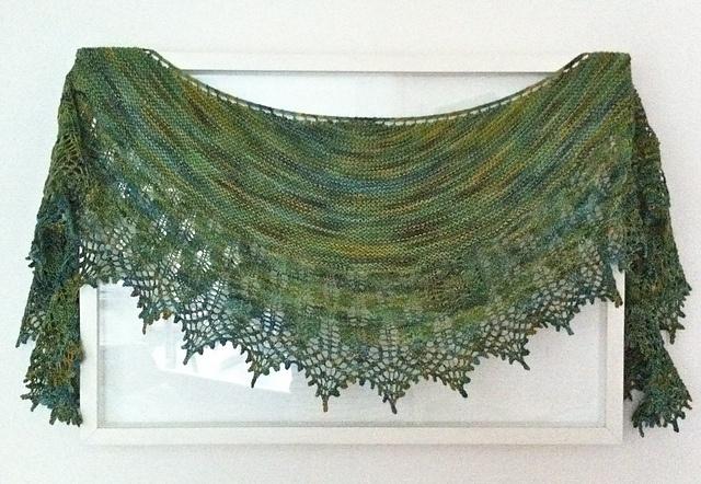 #cloud illusion shawl