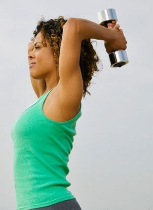 Best Triceps Exercises Women Can Do to Get Rid of Bingo Wings Fast!