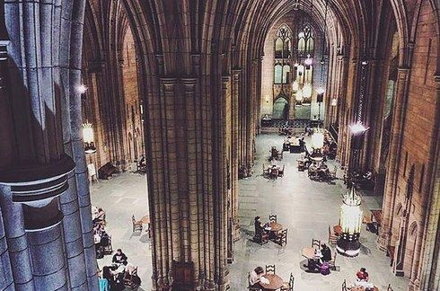 University of Pittsburgh, Pennsylvania | 16 University Campuses That Might Secretly Be Hogwarts