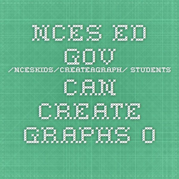nces.ed.gov .../nceskids/createagraph/ Students can create graphs online and download. No sign in.