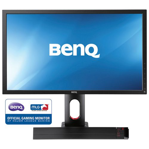 "BenQ 24"" LED MLG Gaming Monitor with 1ms Response Time (XL2420TE)"