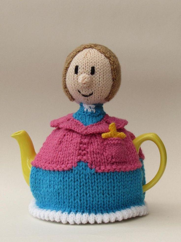Lady Vicar Tea Cosy Knitting Pattern http://www.loveknitting.com/catalog/product/view/id/170156