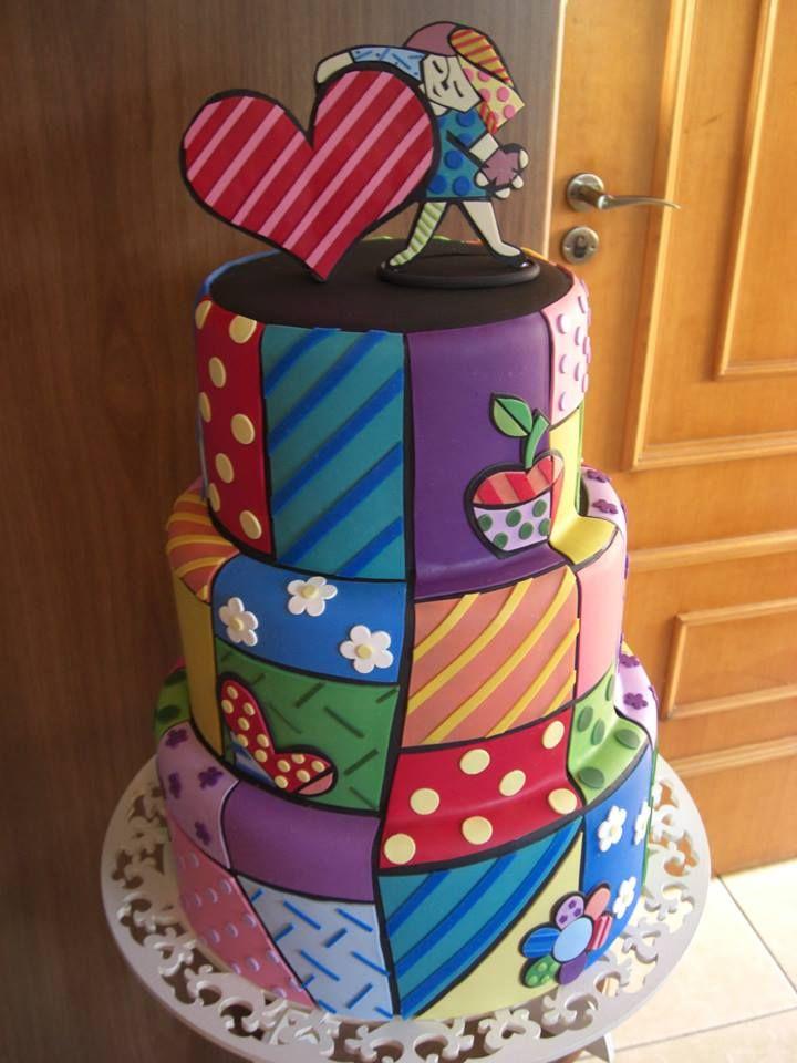 Romero Brito Cake!