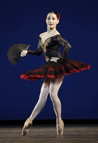 Principal Dancer with the Royal Ballet in London