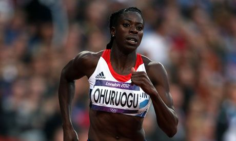 Christine Ohuruogu wins Olympic 400m silver for Great Britain