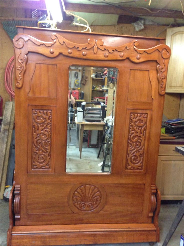 Antique Bed: 17 Best Images About Murphy Beds On Pinterest