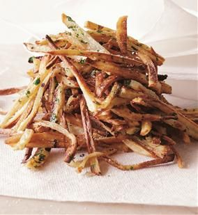 "Garlic ""Fries"": Fries Recipe, Side Dishes, Recipes, French Fries, Fast Food, Garlic Fries"