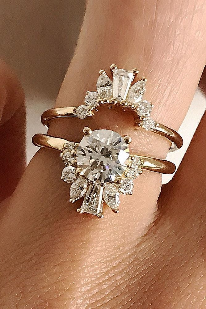 39 Stunning Bridal Sets That Will Conquer Her Heart