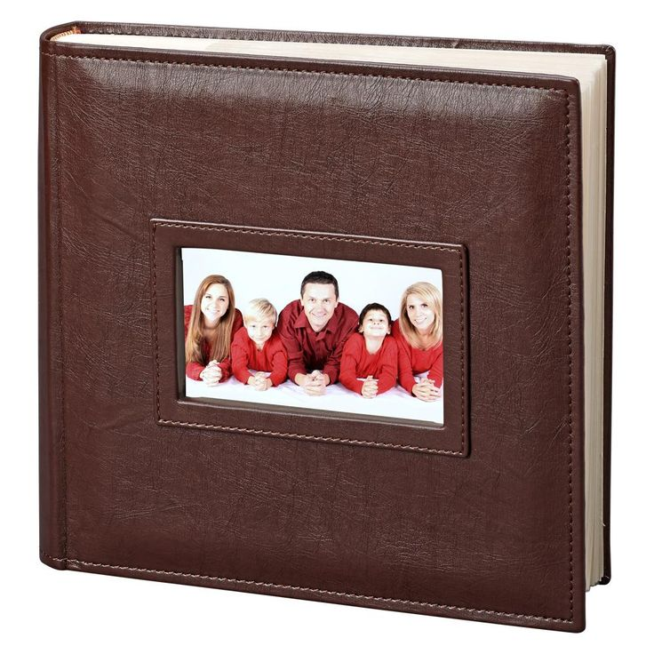 Brown Double Album With Notes Products Pinterest