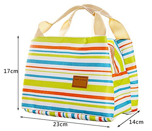 #WITERY New #Canvas #Lunch #Bag #Tote #Insulated #Cooler #Travel #Zipper #Lunch #Box #Sack #Storage #Carry #Case #Bag #Lunch #Kit Brand:Witery,Material: Durable #canvas,aluminum foil cloth,high quality With snap fastener on both sides Size: 23*15*17cm(L*W*H) https://travel.boutiquecloset.com/product/witery-new-canvas-lunch-bag-tote-insulated-cooler-travel-zipper-lunch-box-sack-storage-carry-case-bag-lunch-kit/