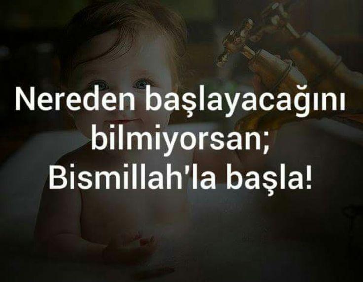 Bismillah ❤