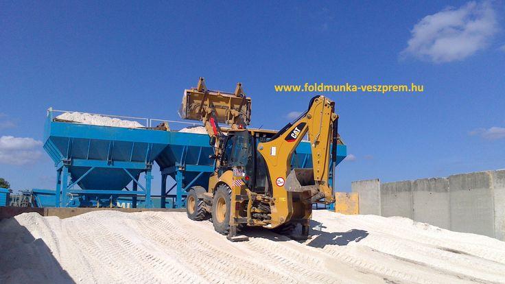 Földmunkavégzés Veszprém
