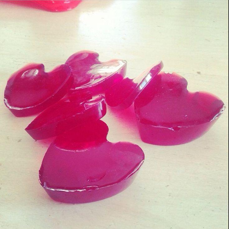 Jujubes maison, ils aiment les bonbons !
