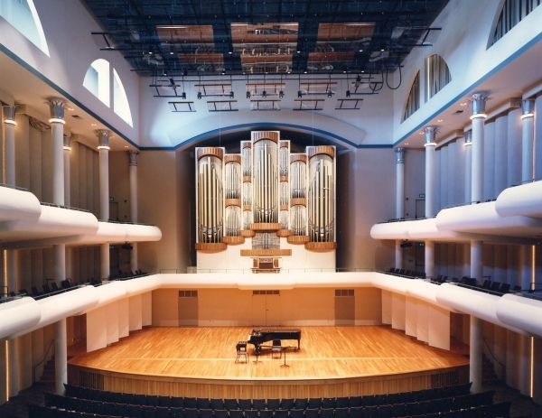Frank Moody Music Building The University Of Alabama Careersua