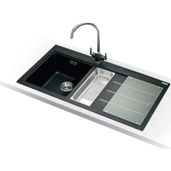 Franke Mythos Fusion MTF 651-100 Kitchen Sink Righthand