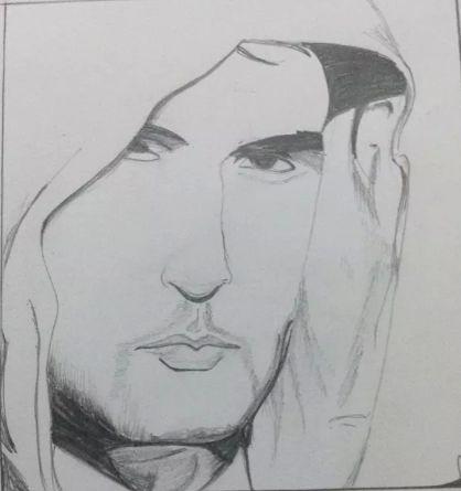 vivian dsena...jz love dis sketch...