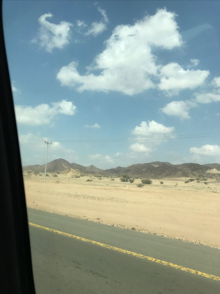 Road Trips - Saudi Arabia