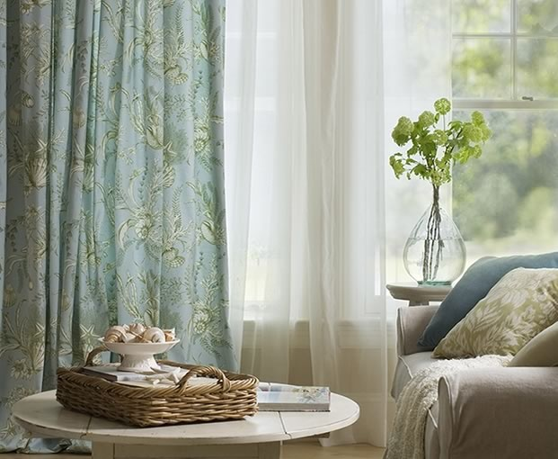 1000+ images about Country Style Curtains on Pinterest   Cottage ...