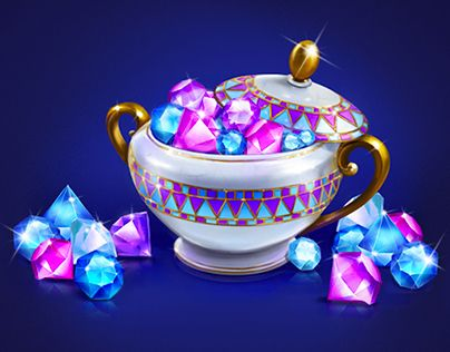 """Check out new work on my @Behance portfolio: """"Candy shop icons""""…"""