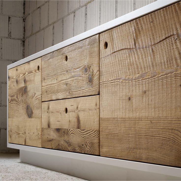Interessante effetto legno invecchiato sc83 pineglen - Mobili effetto invecchiato ...