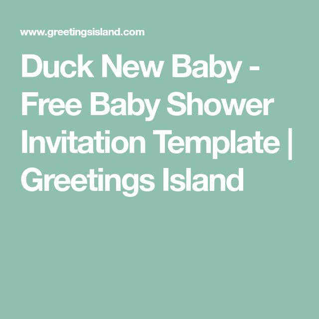 Best 25+ Free baby shower invitations ideas on Pinterest - free online baby shower invitations templates