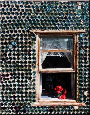 Broken Pattern with Building - Ron Bigelow