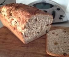 Recipe Oat and Raisin Bread by Tanja Ruehl - Recipe of category Breads & rolls