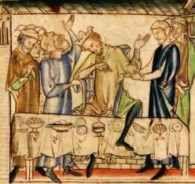Il banchetto di nozze più sontuoso (e kitsch) del Rinascimento Il banchetto che seguì alle nozze tra Annibale Bentivoglio e Lucrezia d'Este, nel 1487, è rimasto celebre per la sontuosità (e una certa pacchianeria) che lo caratterizzò. Furono creati castelli di z #matrimonio #nozze #rinascimento