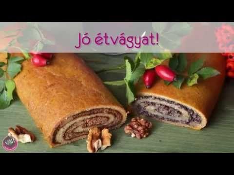 Paleo - vegán Szafi Fitt bejgli (gluténmentes)