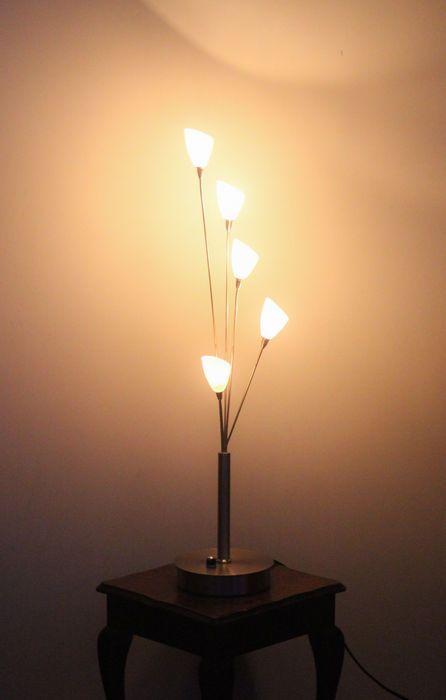 Online veilinghuis Catawiki: Jan des Bouvrie design tafel lamp