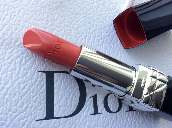 Dior Rouge Dior Couture Color Lipstick Comfort & Wear - 642 Ready